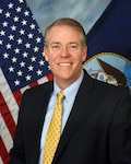 Acting Secretary of the Navy Thomas W. Harker visited the Naval Undersea Warfare Center Division Newport on April 6.