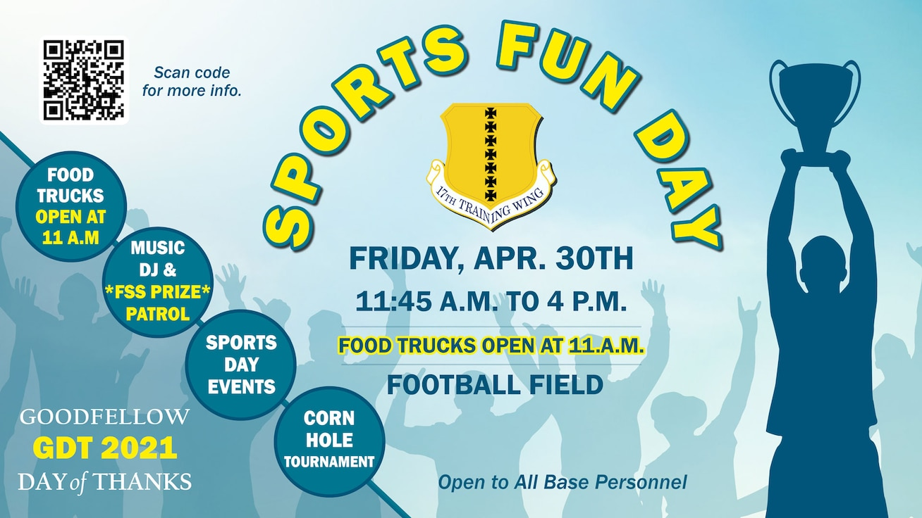 Sports Day and Thank You Event