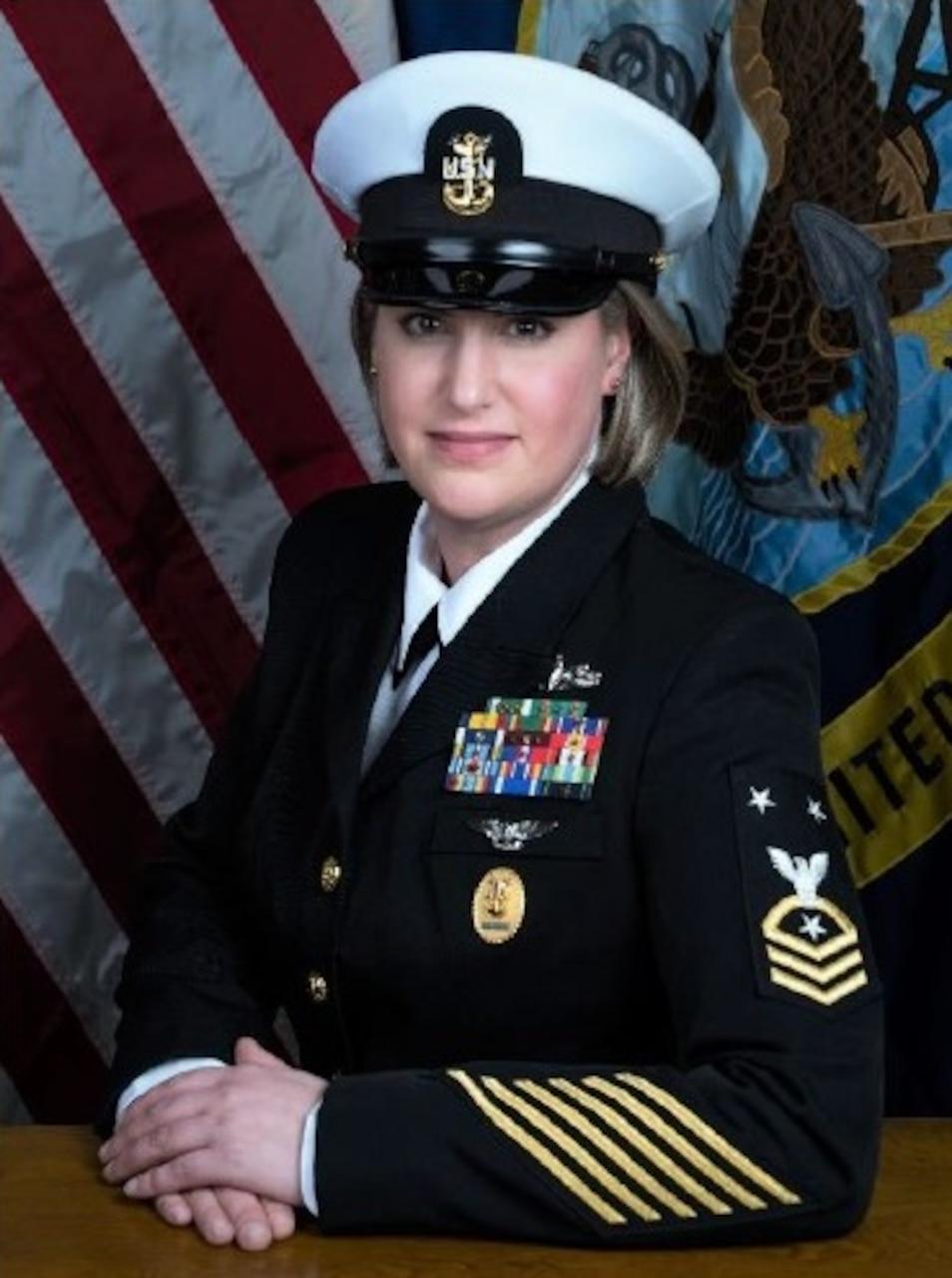 CMDCM Amanda S. Hackford