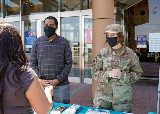 Yokota Air Base observes SAAPM with ice cream social, bowling, more