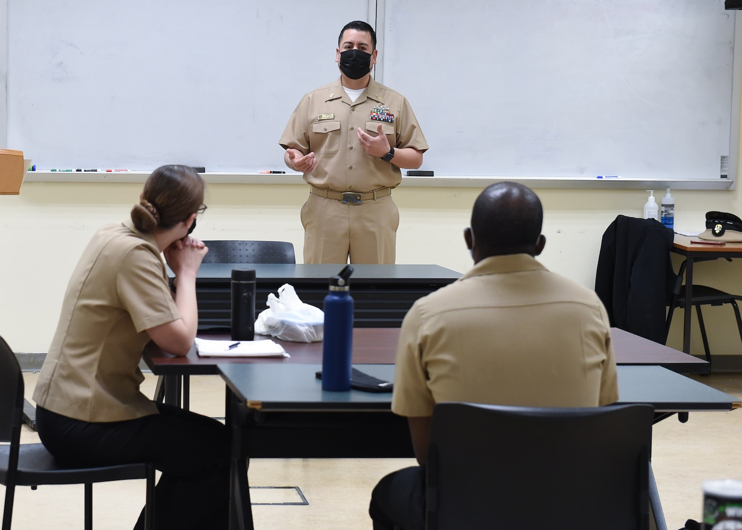 Enlisted Leadership Development Course