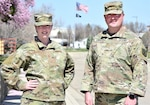 "Maj. Christopher Lavelle and his younger sister, Master Sgt. Kerry Lavelle, are known on Gowen Field as ""the Lavelles."" They have served on base as full-time technicians for several years and as traditional Guardsmen in the Idaho National Guard for nearly 20 years."