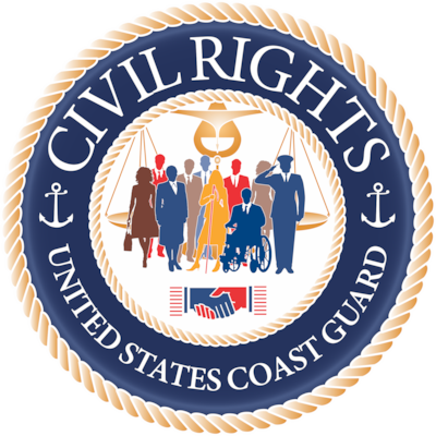 USCG Office of Civil Rights logo
