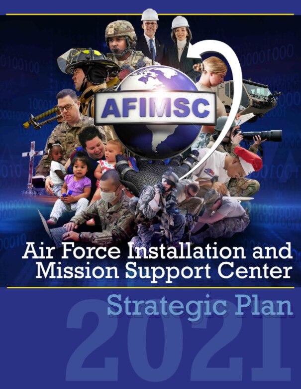 AFIMSC Strategic Plan cover