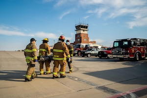 Airmen conduct Major Accident Response Exercise