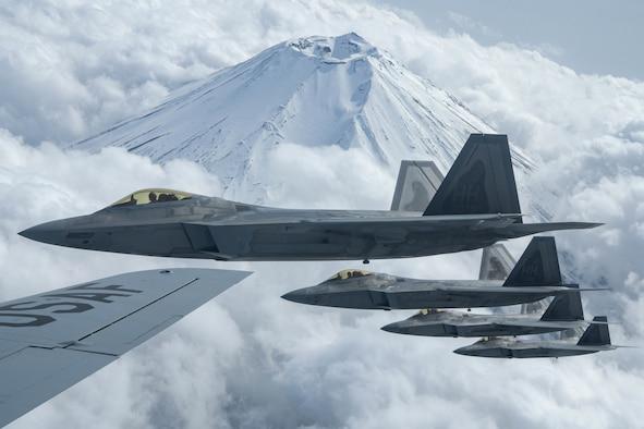 5th generation fighter training