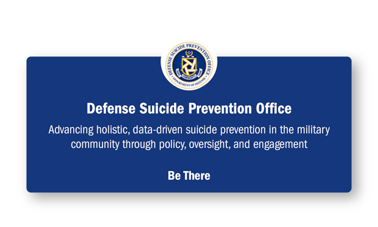 Defense Suicide Prevention Office