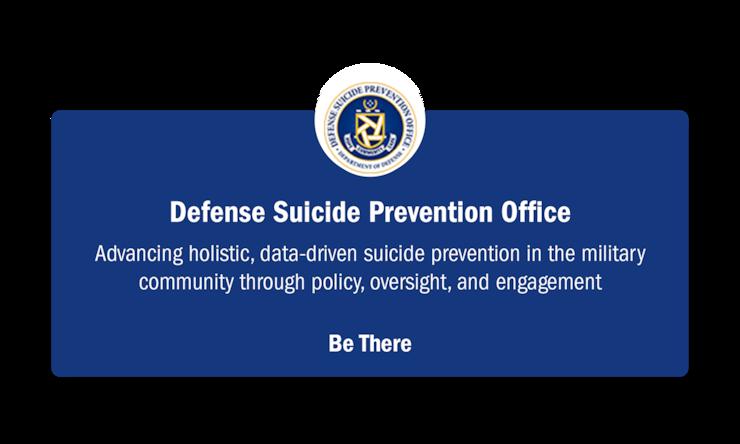 Defense Suicide Prevention Office
