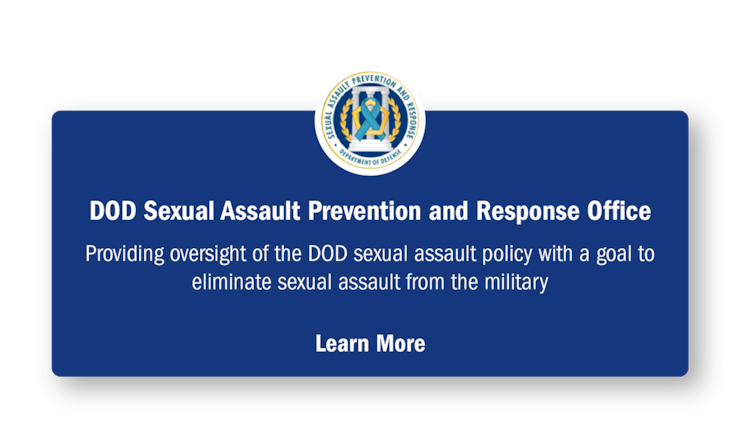 DOD Sexual Assault Prevention and Response Office