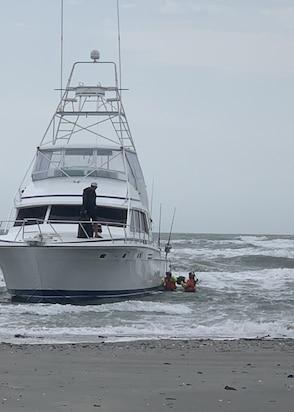 Coast Guard rescues 2, assists 3 near Chandeleur Islands