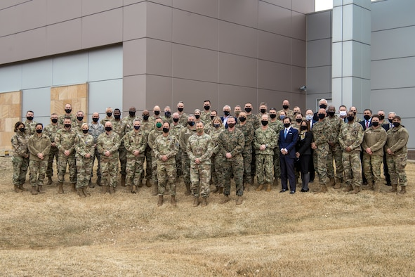 USSPACECOM Commander's Conference: Leaders discuss protection, defense of space domain