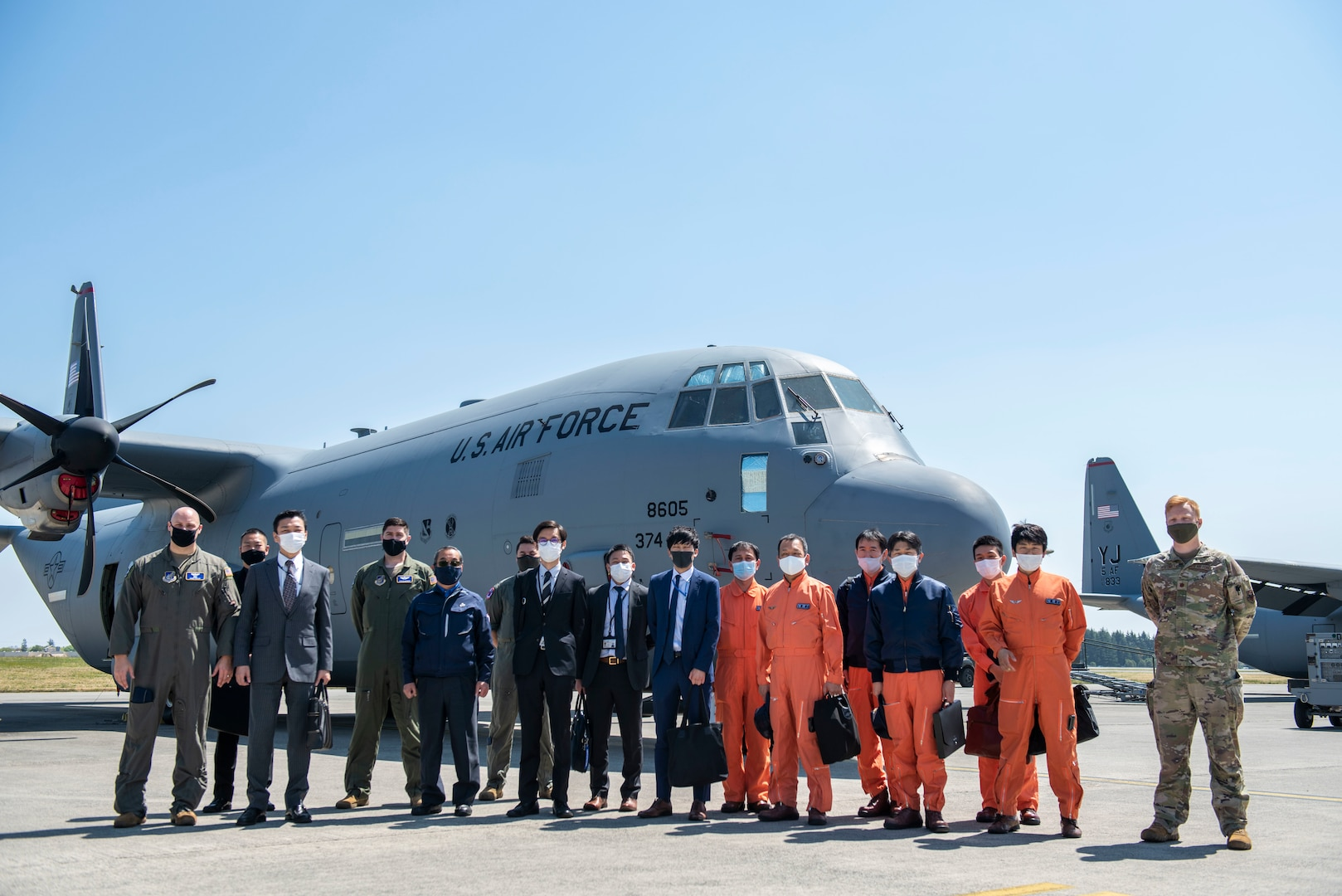 Yokota Hosts Bilateral Aviation Safety