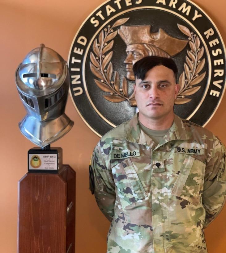 650th RSG participates in 311th ESC Best Warrior Competition