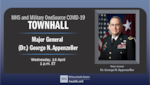Join Us for the third Townhall with Military OneSource!