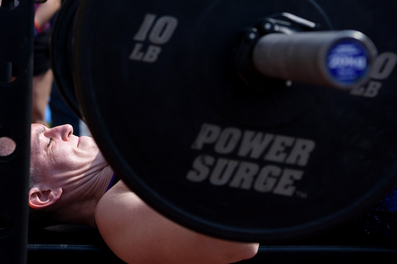 Power Lifting Competition