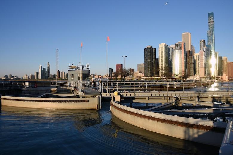 Chicago Harbor Lock