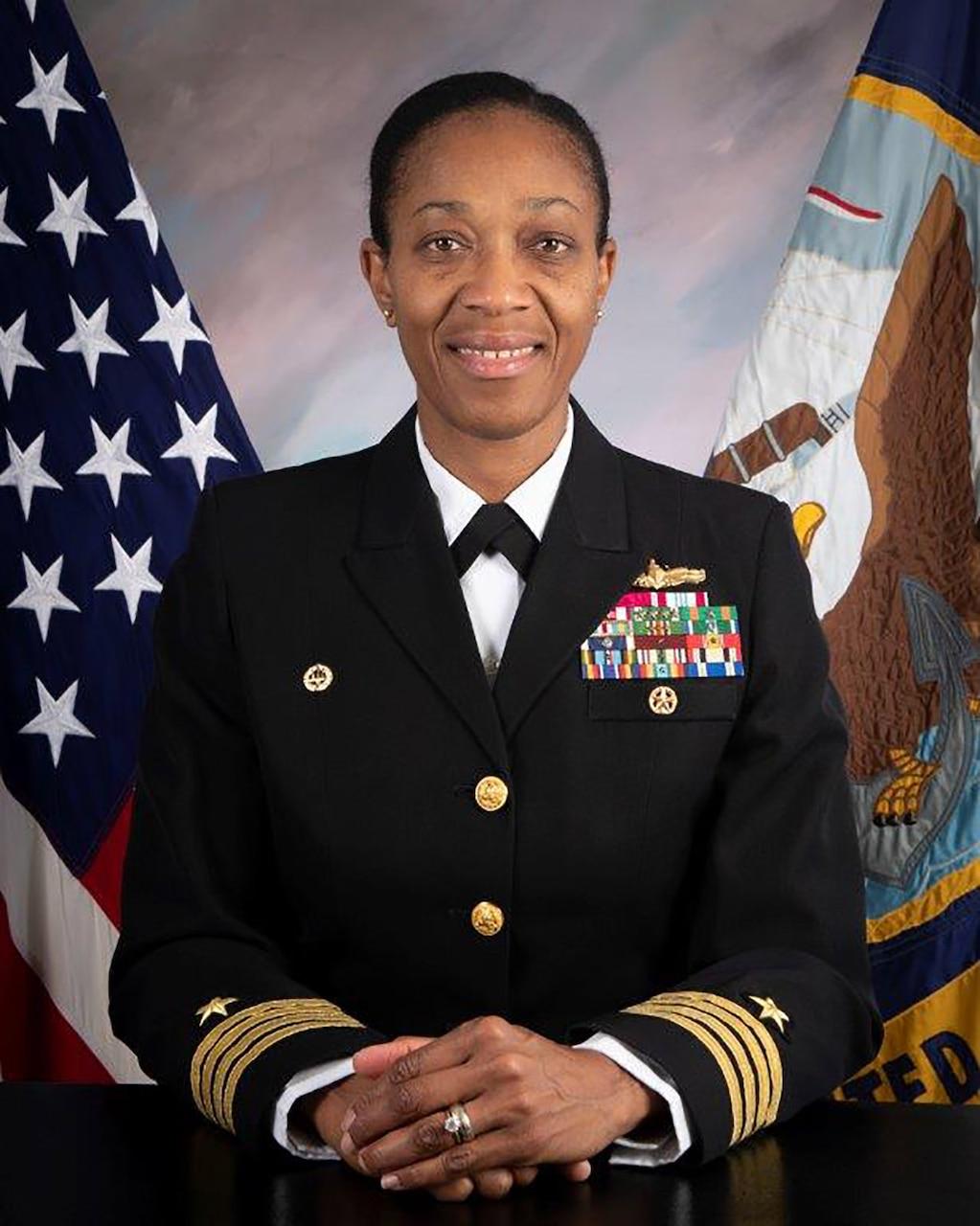 Captain Janice G. Smith