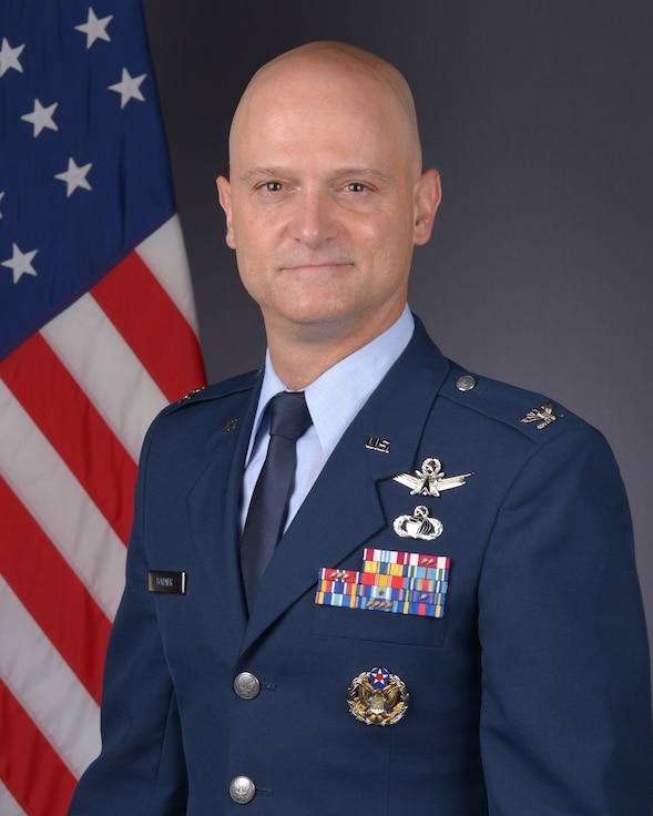 Col. Ralph E. Bordner III