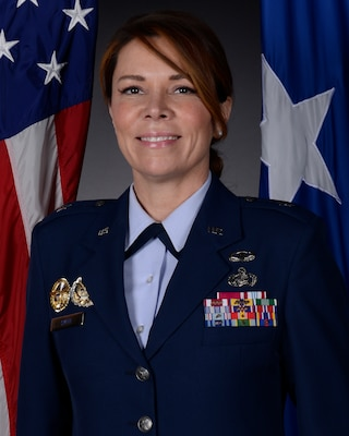 Official photo of Brig. Gen. Tracy Smith.