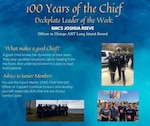 Deckplate Leader of the Week is Senior Chief Petty officer Joshua Reeve, the officer in charge of Coast Guard Aids to Navigation Team Long Island Sound and the vice president of the New Haven Chief Petty Officers Academy Chapter.