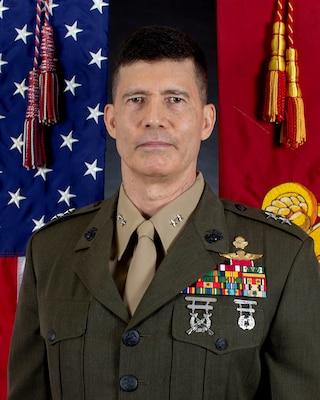 Major General Hashimoto, USMCR