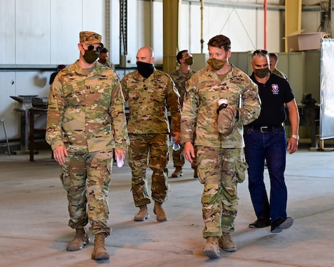 Army Field Support Battalion-Qatar has come a considerable way since first receiving orders to deactivate back in January 2020.