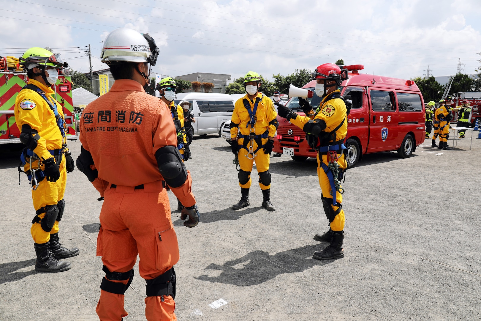 USAG Japan Fire Department named best in Army in 'large department' category