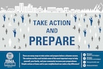 """During """"April Prepareathon,"""" the Defense Logistics Agency Installation Management Susquehanna Security & Emergency Services team will provide a topic to assist employees with preparing for disasters and other emergencies. This week's topic is Emergency Action Plans. Photo source: Ready.gov."""