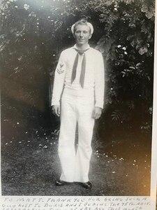 Sailor in uniform