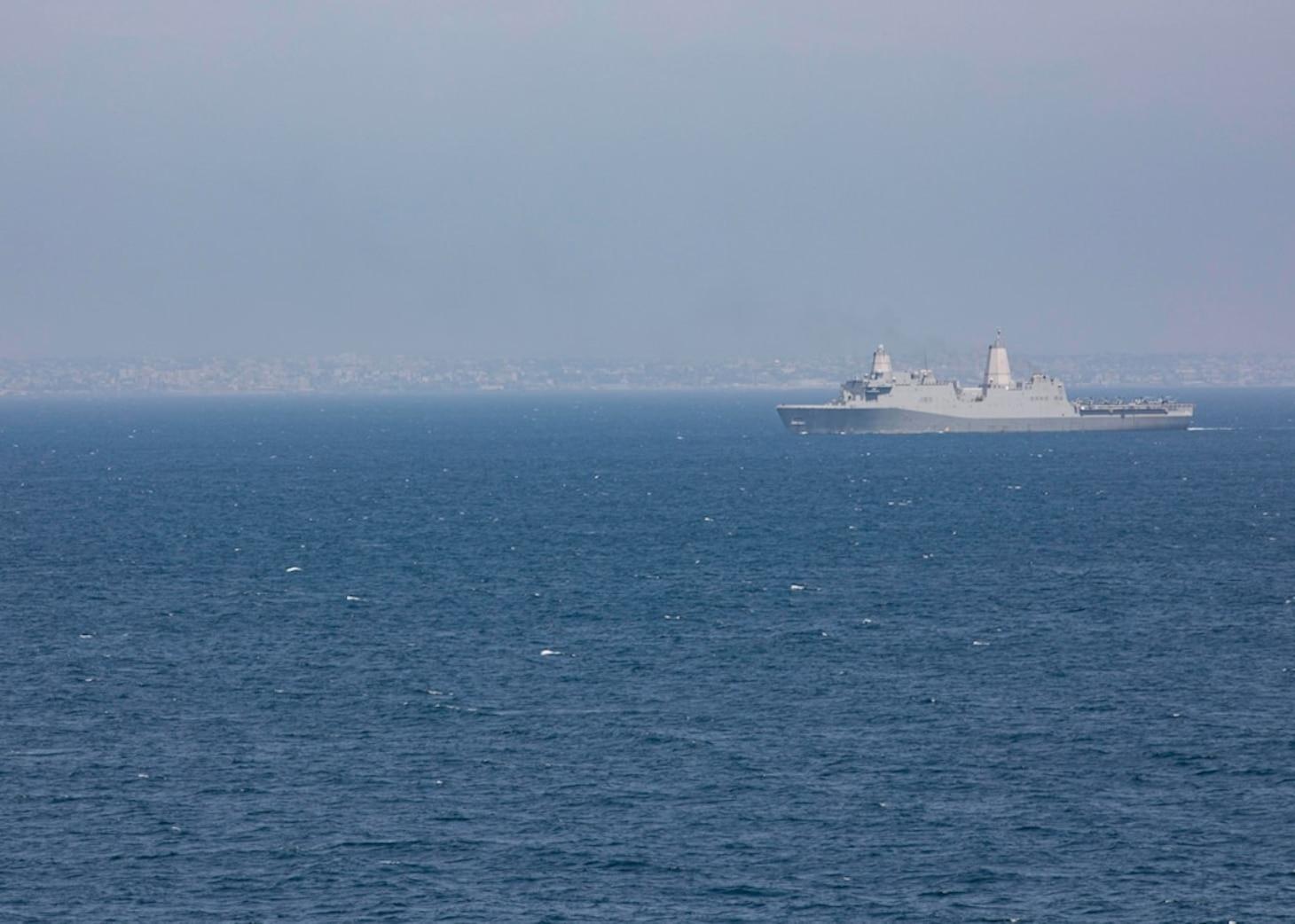 USS Makin Island (LHD 8)