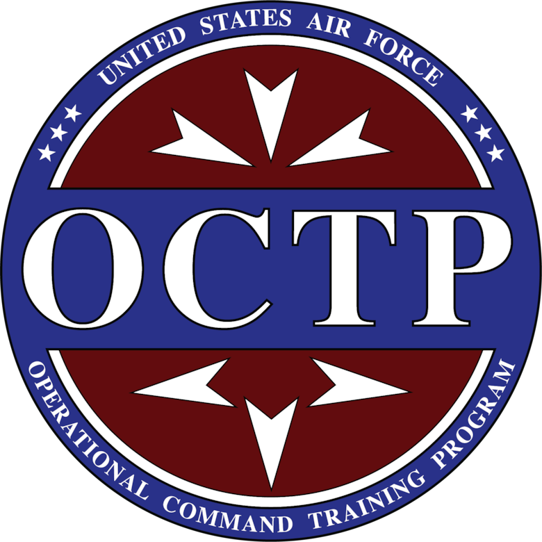 graphic: emblem of Operational Command Training Program