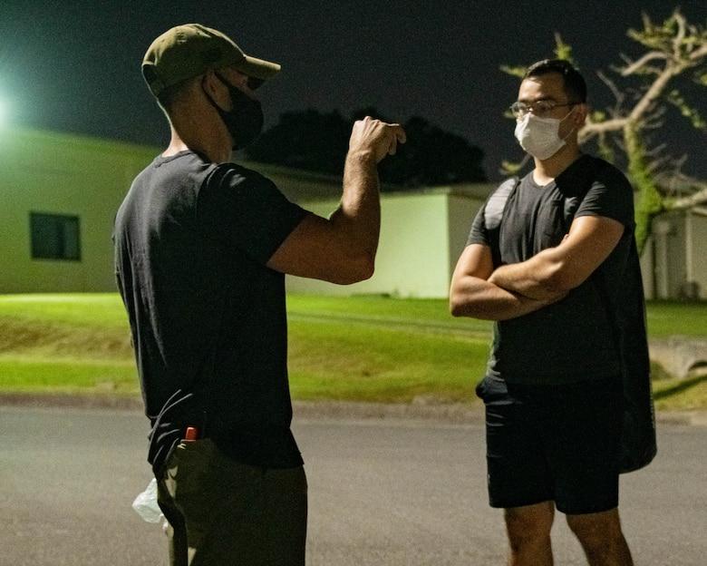 SERE teaches Combat Survival Training course