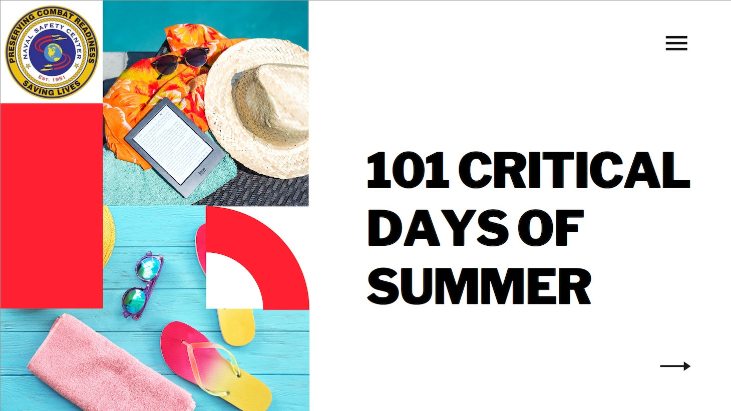 101 Critical Days