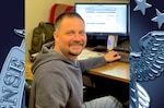 The Defense Logistics Agency Aviation Spotlight shines on Cory Jaeger. He's an inventory management specialist for DLA Aviation at Ogden on Hill Air Force Base, Utah.