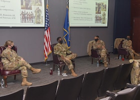 P-S GAR leaders share challenges in women's inclusion panel