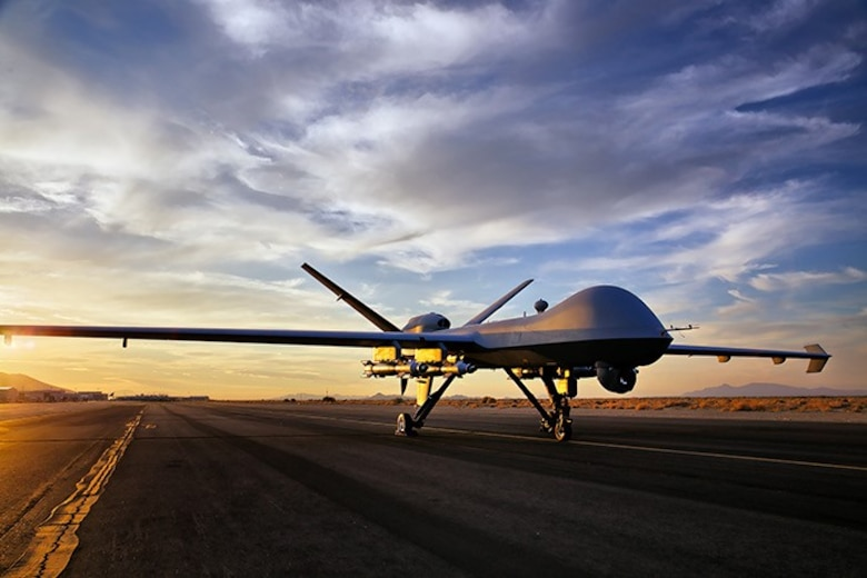 MQ-9 Reaper (Courtesy photo)