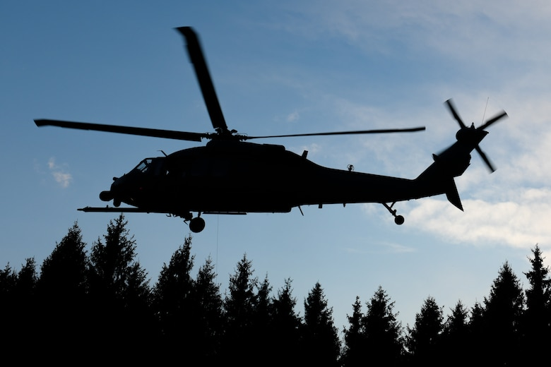31 FW Airmen perform SERE combat survival training