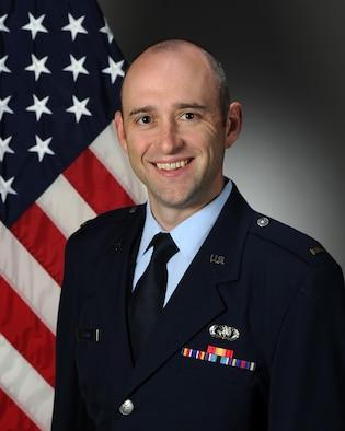 2nd Lt Michael Flynn BioPhoto