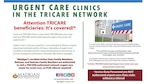 TRICARE URGENT CARE COVERAGE