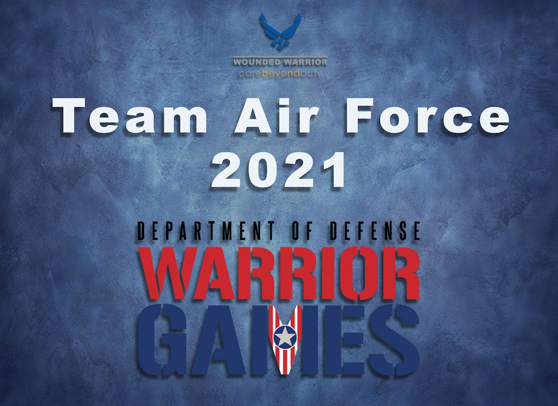 The Air Force Wounded Warrior (AFW2) Program is proud to announce the 2021 Air Force Warrior Games team. A team of coaches and staff selected 45 primary and 15 alternates, a combination of active duty, Guard and Reserve Airmen and veterans, after their 2021 Virtual Air Force Trials competition. The 45-person team will go on to compete at the Department of Defense (DoD) Warrior Games in Tampa, Florida, Sept 12-22.