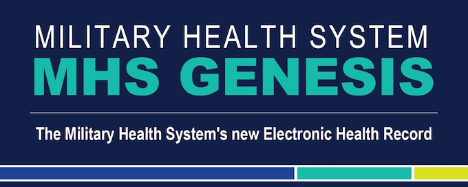 On October 1, 2021 the Department of Defense's new electronic health record (EHR), MHS GENESIS, launched here at Tyndall Air Force Base. MHS GENESIS has replaced TRICARE Online at this facility.