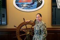 MARMC Sailor Becomes First Female to Earn Navy SGPI Certification