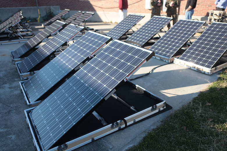 Corps' power, water systems are getting lean and going green