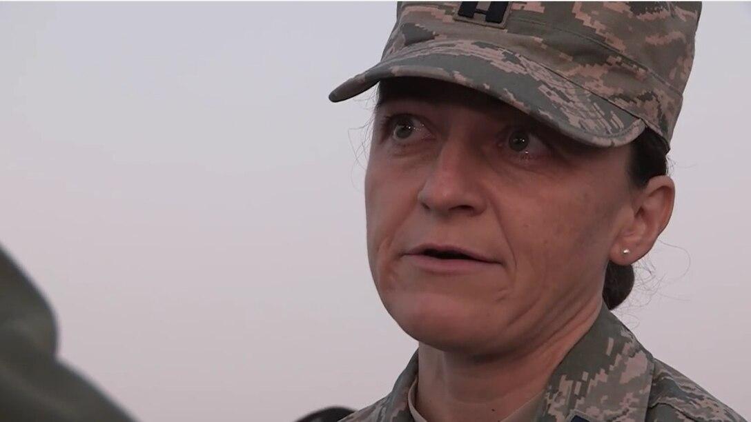 LEAP Spotlight: Maj. Reni Angelova