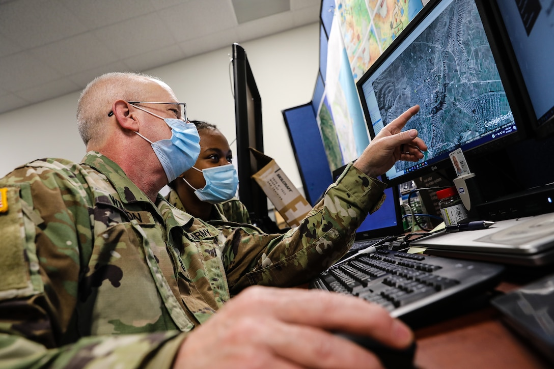 United States Army Civil Affairs and Psychological Operations Command, Command Post Exercise-Functional (CPX-F) 2021