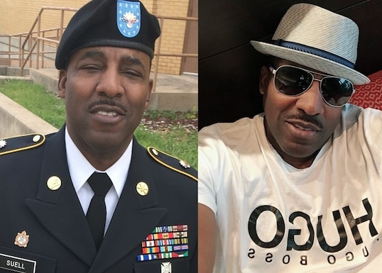 ADOS Soldier by day, international concert promoter by night – my job is best of both worlds