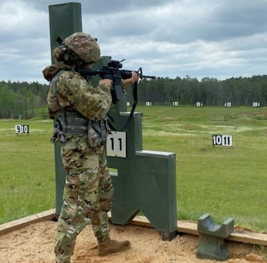 412 and 416 Theater Engineer Command Best Warrior Competition