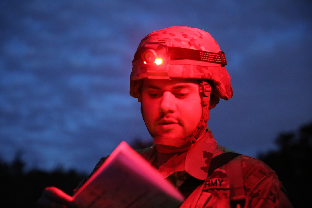 Military Intelligence Readiness Command (MIRC) Best Warrior Competition (BWC)