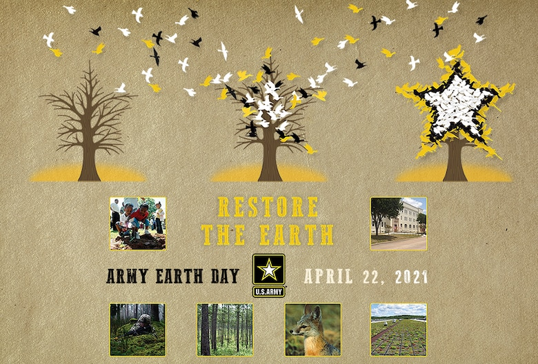 Army Earth Day 2021 Poster