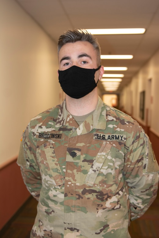 416th TEC Soldier places high priority on education and career advancement